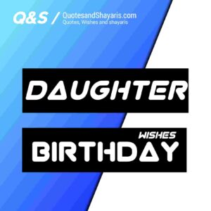 birthday wishes for daughter in hindi